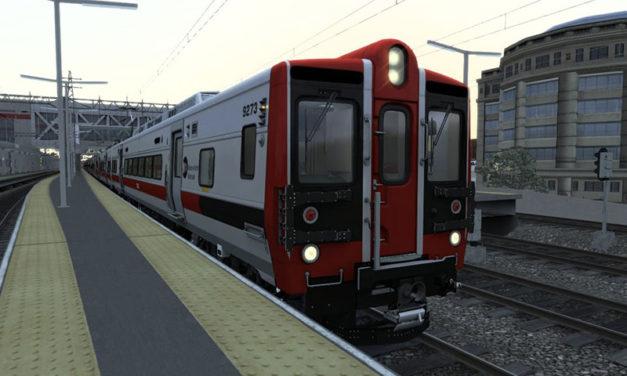 RIDIN' THE MTA