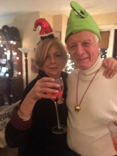 Happy Holidays from Susi  and Michael